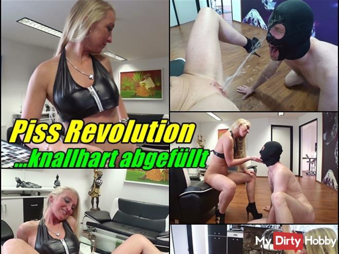 Piss Revolution - hardcore bottled