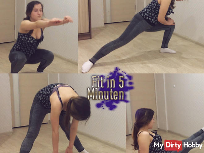 Fit in 5 minutes