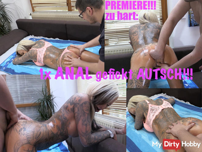 PREMIERE 1x ANAL fucked OUCH !!