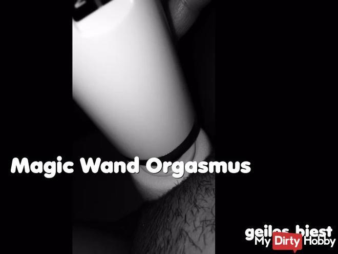 Magic Wand orgasm
