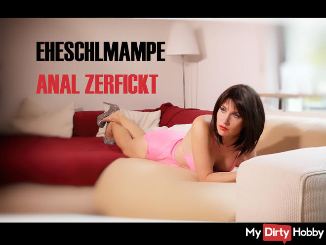 HALLE ANAL FUCKED!
