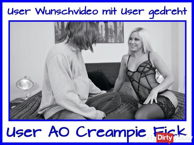 User request Video AO with user turned in S / W ....