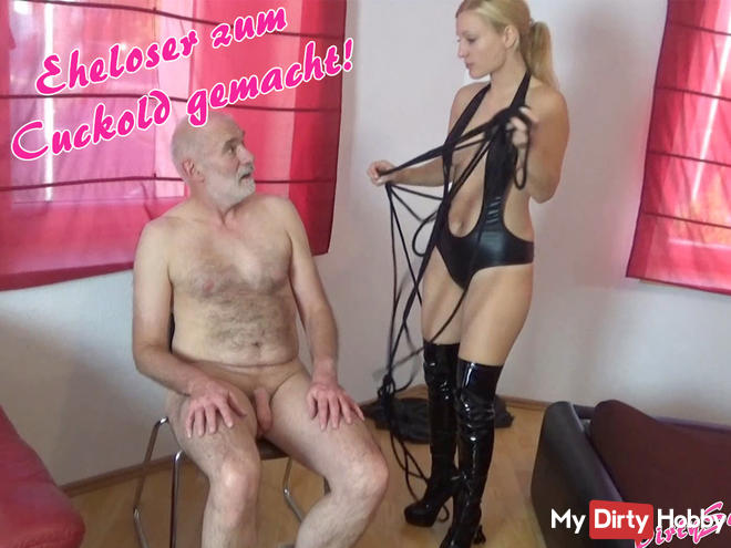 Revenge - Hubby transformed to a Cuckold!