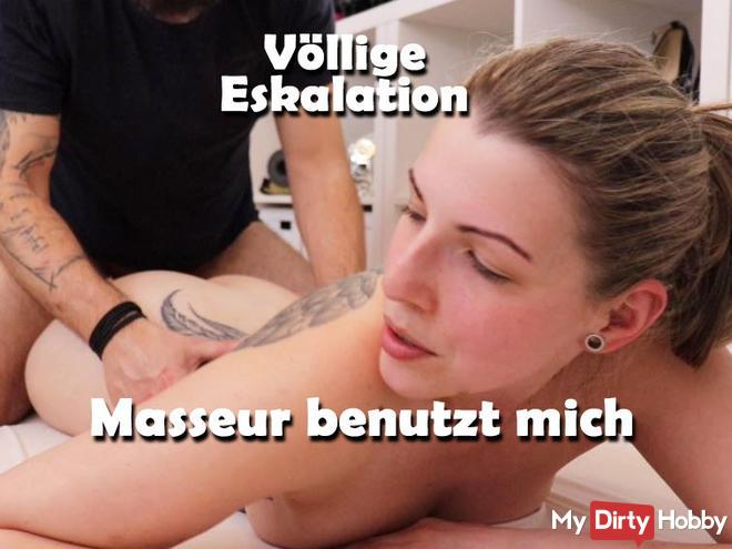 Complete ESCALATION masseur USES me