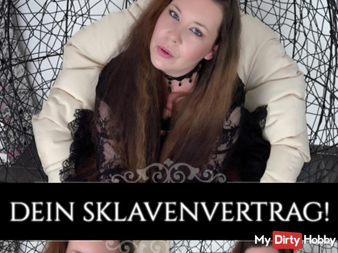 Your slave contract