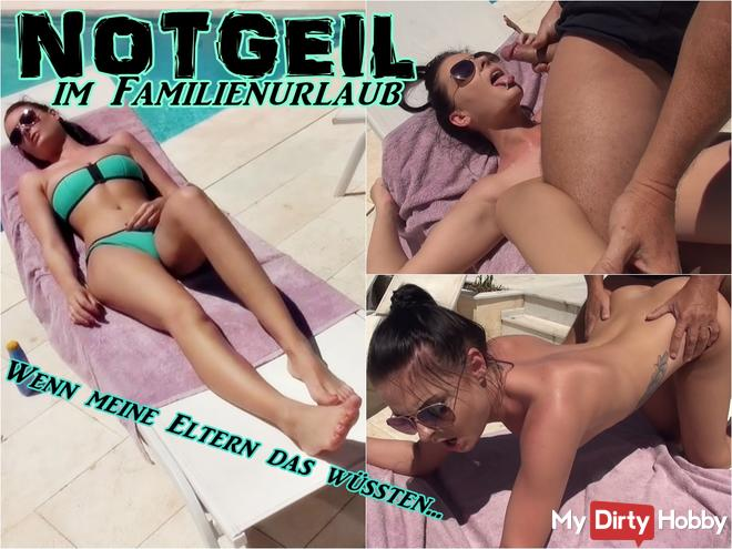 NOTGEIL on a family holiday!