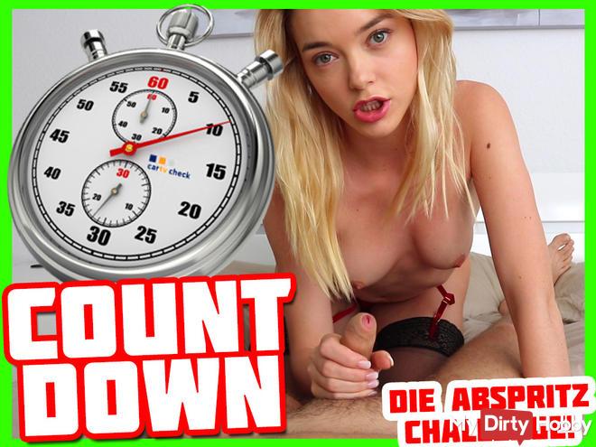 COUNTDOWN Challenge - Dirty-Talk JOI | Anny Aurora