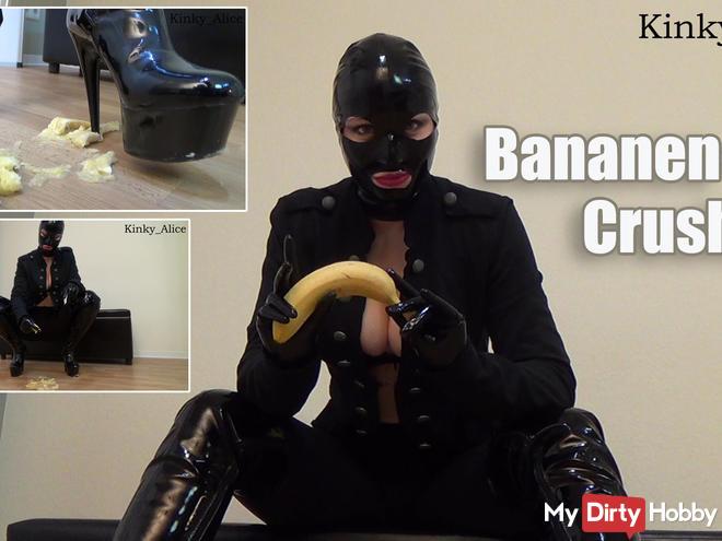 Concassage de Banana