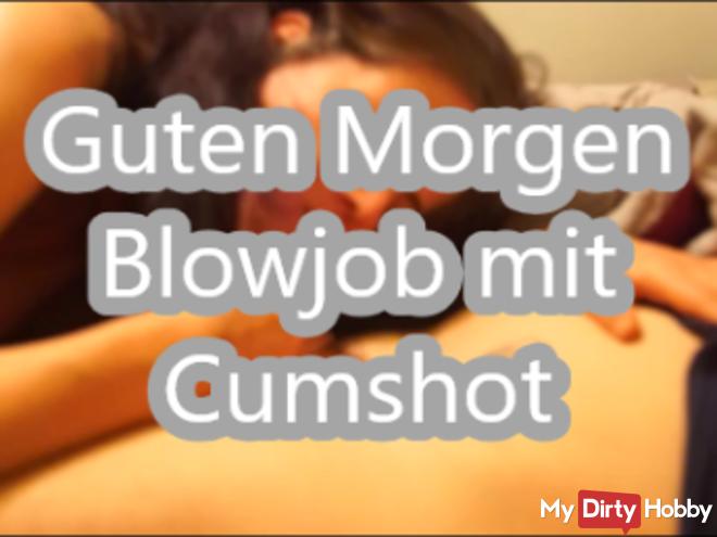 Blowjob with cumshot