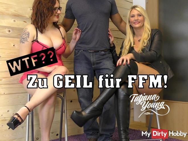 WTF?? Zu geil für FFM!