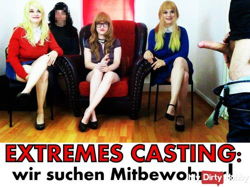 Extremes CASTING: We are looking for MITWWOHNER!