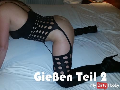 German Cumslut at Gießen