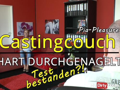 Castingcouch - HART HERCHUGGED | Test passed?