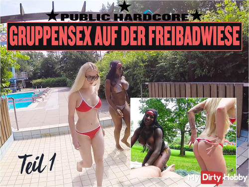 GROUP SEX ON THE DISTRICT PUBLIC HARDCORE
