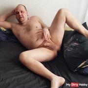hot poses and cum