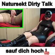 Natursekt Dirty Talk! Get up!
