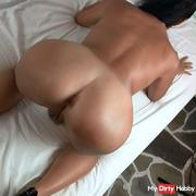 Ass licking up the cunt ..