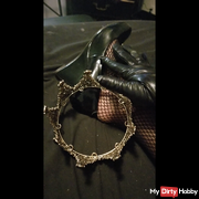 The Goddess will show you subs how she is supposed to be worshipped properly