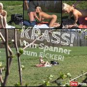 KRASS! From the release for FICKER - outdoor -