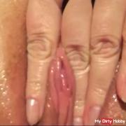 Geiles Fingern mit Orgasmus