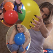 Balloons request video