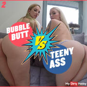 BUBBLE BUTT VS TEENY ASS | THE ULTIMATE FICKVERGELICH! PART 2