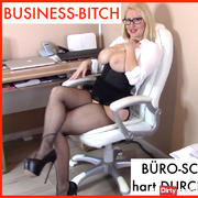 BUSINESS BITCH! OFFICE SLEEP hard FUCKED! AO