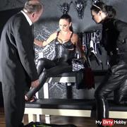 Der peit**henverkäufer Teil 1 Mit Madame Catarina