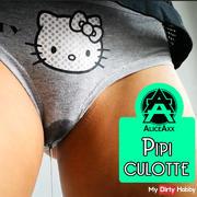Pee in my sweety panties