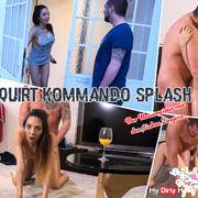 Squirt Kommando Splash - The janitor with the nimble fingers