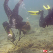 Scuba-Diving with Hera