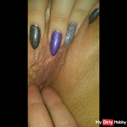 Beautifully fingered by the neighbor