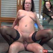 Nymphomania - Now come and fuck me!