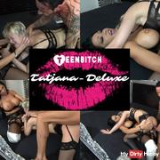 Tatjana-Deluxe & Jacky Lawless - Double Penetration