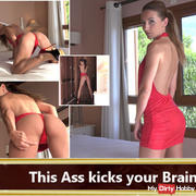 Ace Brain Fuck - My ass in the string