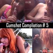 Cum shot complitation 5
