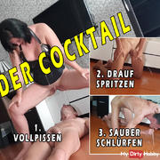 THE PISS AND CUM COCKTAIL