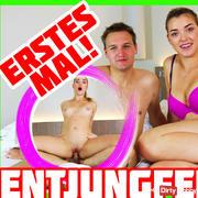 Virgin - his first time SEX! | Anny Aurora