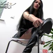 Lick my heel, slave killer!
