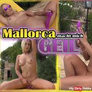 Mallorca makes me so horny