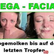 Mega-Facial I Milk to the last drop