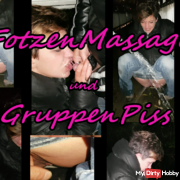 The Way Home Pussy Massage and Group Piss