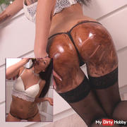 The hottest chocolate ass