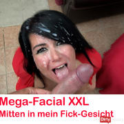 Mega-Facial XXL after 3 weeks Wichs-Pause