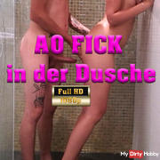 Natural Fuck with Vacaton Flirt under the shower