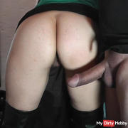 horny milf creampie - full version with big load creampie
