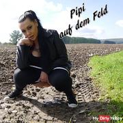 Pee in the field