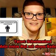 Publicfi** im Schwimmbad - Vom Badegast gefi**t !