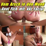 Ass to Mouth - Anal Fuck with XXL Facial