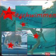 Nacktschwimmen Teil 1